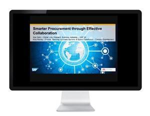 Smarter Procurement through Effective Collaboration