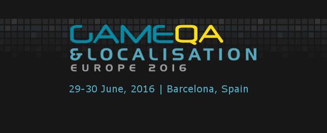 Game QA and Localisation Europe