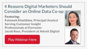 4 Reasons Digital Marketers Should Consider an Online Data Co-op