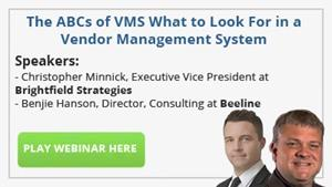 The ABCs of VMS What to Look For in a Vendor Management System
