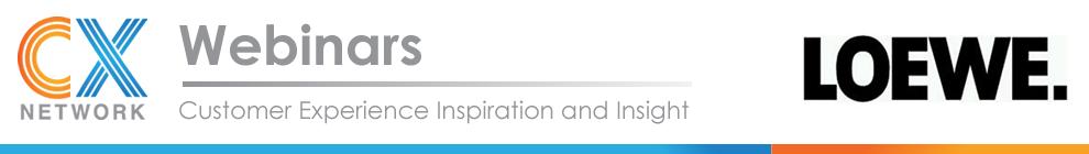 Loewe webinar banner