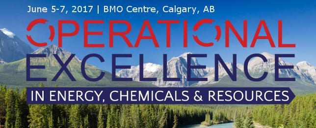 Operational Excellence in Energy, Chemicals and Resources - Jun 17