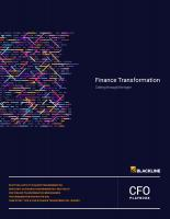 CFO Playbook