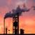 refinery sunset
