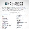 biometrics attendee snapshot