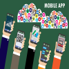 mobile app development, FaaS, enterprise mobility