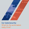 Car Cybersecurity: What do the automakers really think?