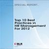 Top 10 Best Practices in HR Management