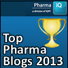 Pharma IQ's Top Pharma Bloggers 2013