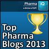 Pharma IQ's Top Pharma Bloggers 2013