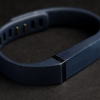 Blue FitBit on Counter Top