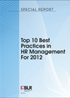 Top 10 Best Practices in HR Management