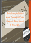 Modun Resources Presentation: Nuurst Thermal Coal Project Brief