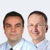 Dr. Cristian Matei and Peter Gulbinat