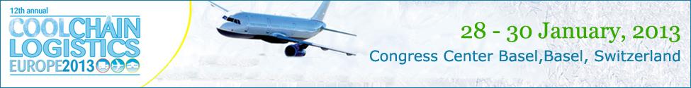 12th annual Cool Chain Logistics Europe 2013