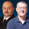 Charles Gillis and Dennis Narlock
