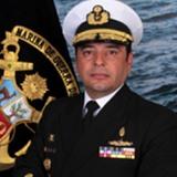 Rear Admiral Javier BRAVO DE RUEDA Delgado