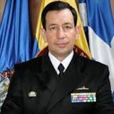Rear Admiral Jorge Enrique Carreño Moreno