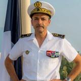 Rear Admiral Didier Piaton