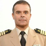 Commander Luis Pablo Gonzalez