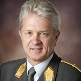 Brigadier General Norbert Huber