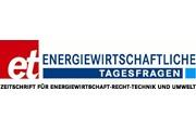 Energiewirtschaftliche Tagesfragen – Zeitschrift für Energiewirtschaft, Recht, Technik und Umwelt