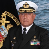 Rear Admiral Augusto Octavio BOHORQUEZ Villalta