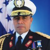 Rear Admiral Jesús Benítez