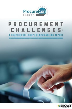 Procurement Challenges- A ProcureCon Europe Benchmarking Report