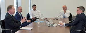 ROUNDTABLE - Searching for liquidity in a shrinking pool