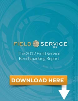 Field Service Benchmarking Report Volume 3