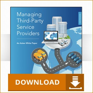 Managing 3rd Party Service Providers- an Astea Whitepaper