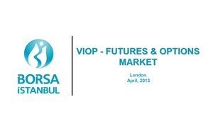 VIOP - Futures and Options at the Turkish SE