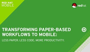 Transforming Paper-Based Workflows to Mobile