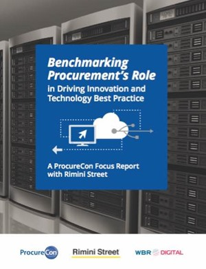 Procurement's Role in Driving Innovation and Technology Best Practice