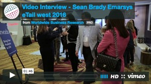 eTail West Interview with Sean Brady, President of the Americas at Emarsys