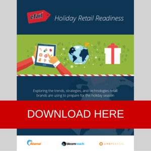 Benchmark Report: Holiday Retail Readiness 2015