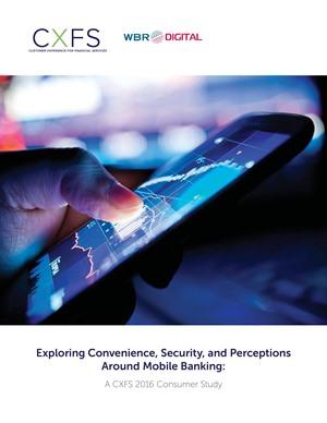CXFS Mobile Banking Benchmark Study