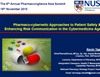 Pharmaco-cybernetic Approaches to Patient Safety & Enhancing Risk Communication in the Cybermedicine Age