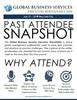Past Attendee Snapshot