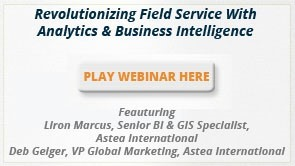 Revolutionizing Field Service With Analytics & Business Intelligence