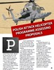 Polish attack helicopter programme assessing proposals