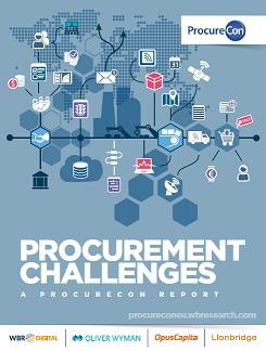Procurement Challenges | A ProcureCon Whitepaper