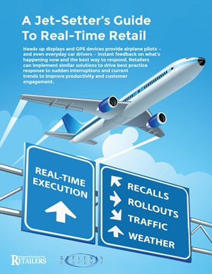 A Jet-Setter's Guide To Real-Time Retail