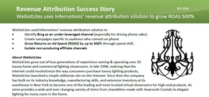 Revenue Attribution Success