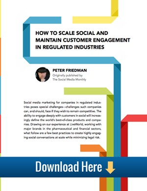 LiveWorld on How To Scale Social