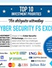 Cyber Security Exchange Delegate Analysis Infographic
