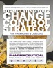 Change Control Strategy Info-graphic - Pharma Packaging & Labeling