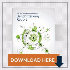 The 2016 ProcureCon Indirect East Benchmark Report