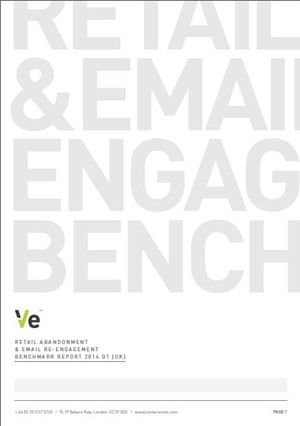 Retail Abandonment & Email Re-Engagement Benchmark Report